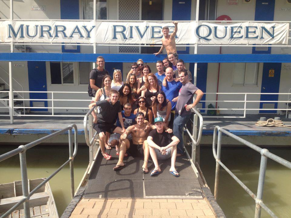 Life On The Murray River Queen
