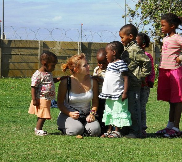 A Typical Day Volunteering in South Africa