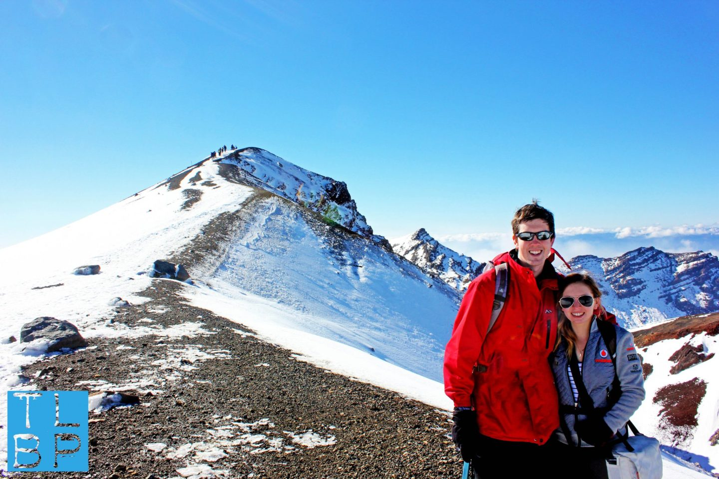 The Tongariro Crossing – An 18km hike across snow and ice