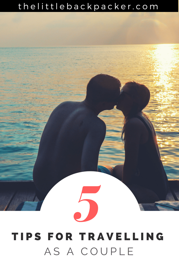 tips for travelling as a couple