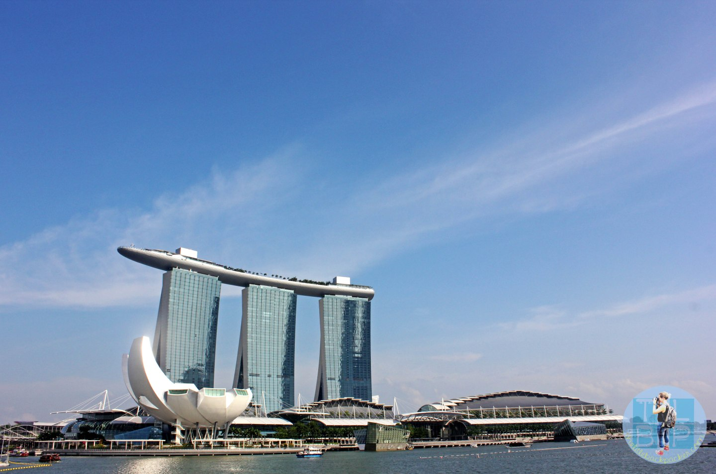 Luxury At The Marina Bay Sands Hotel
