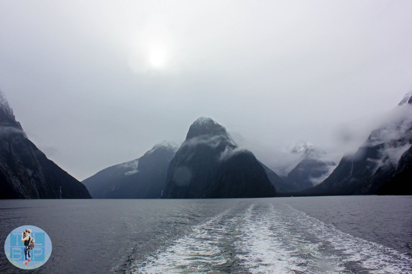 Milford Sound On A Rainy Day – Photo Essay