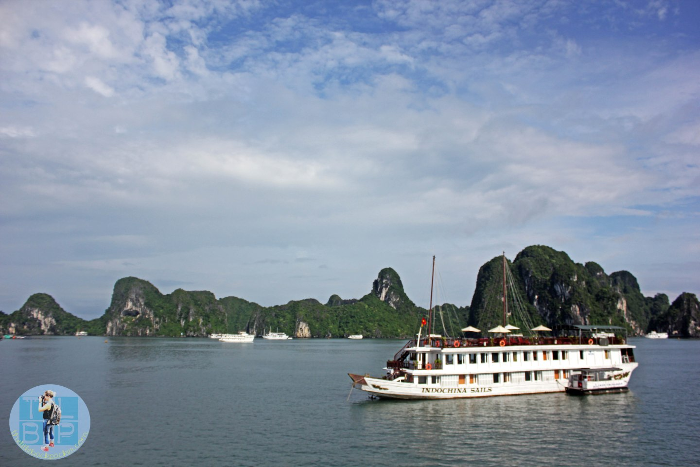 Cruising Halong Bay On A Junk Boat