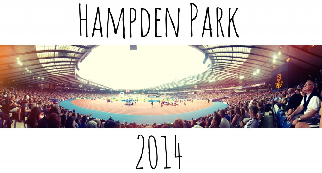 Hampden Park Glasgow 2014 athletics
