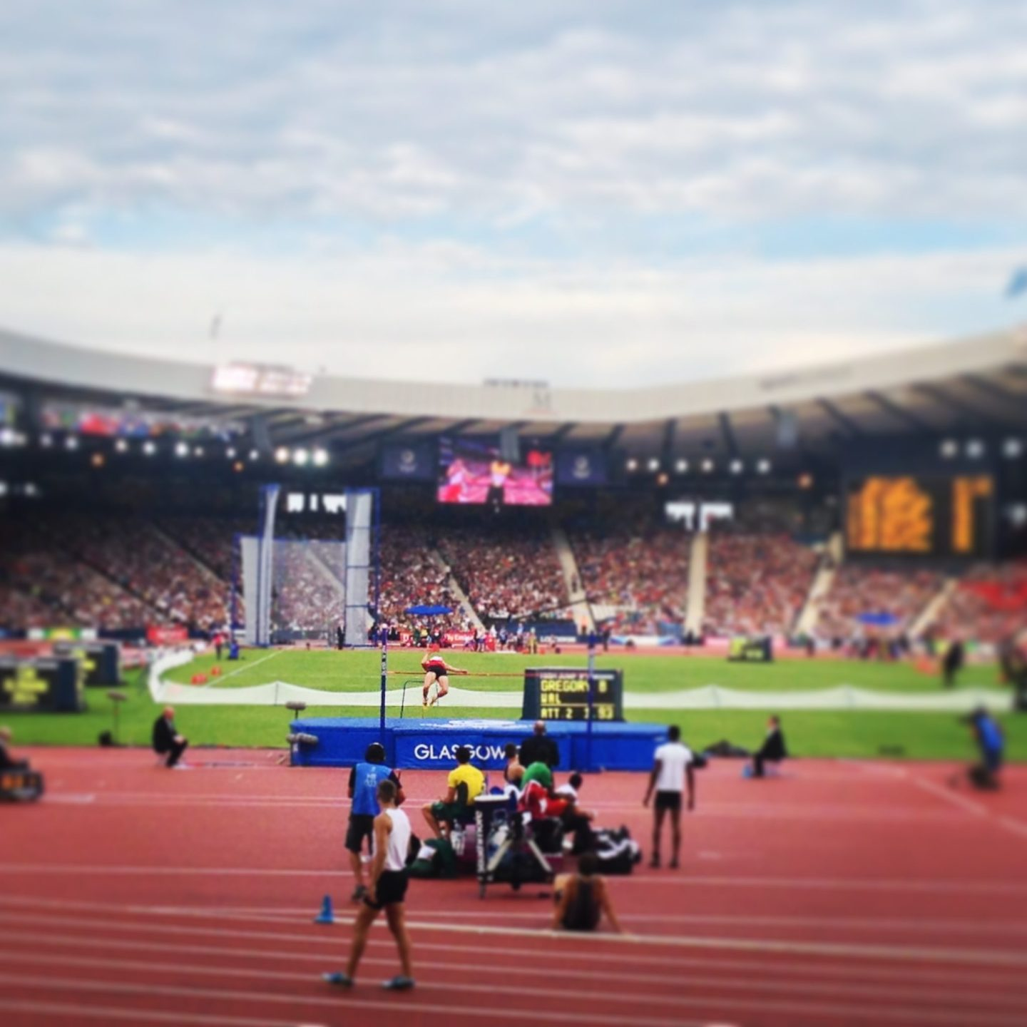 Thoughts on Glasgow Commonwealth Games 2014