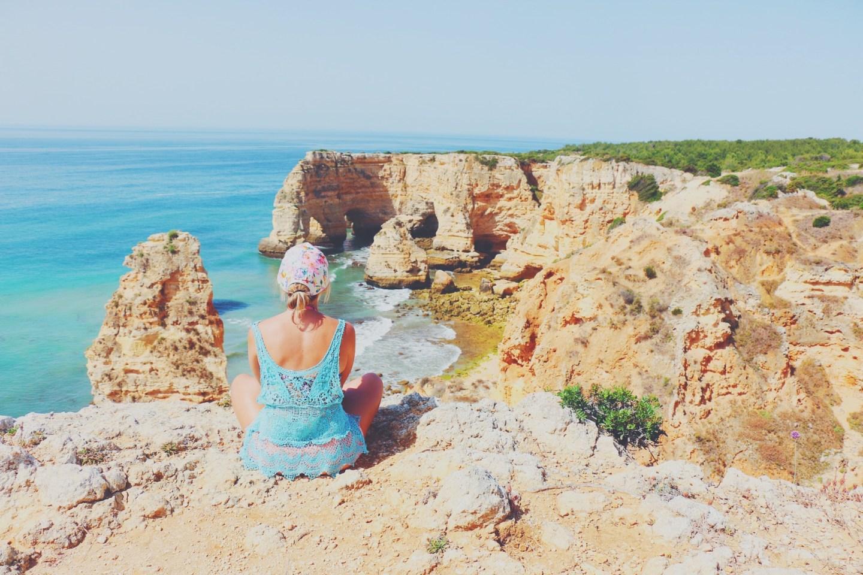 coastline - a little guide to the Algarve