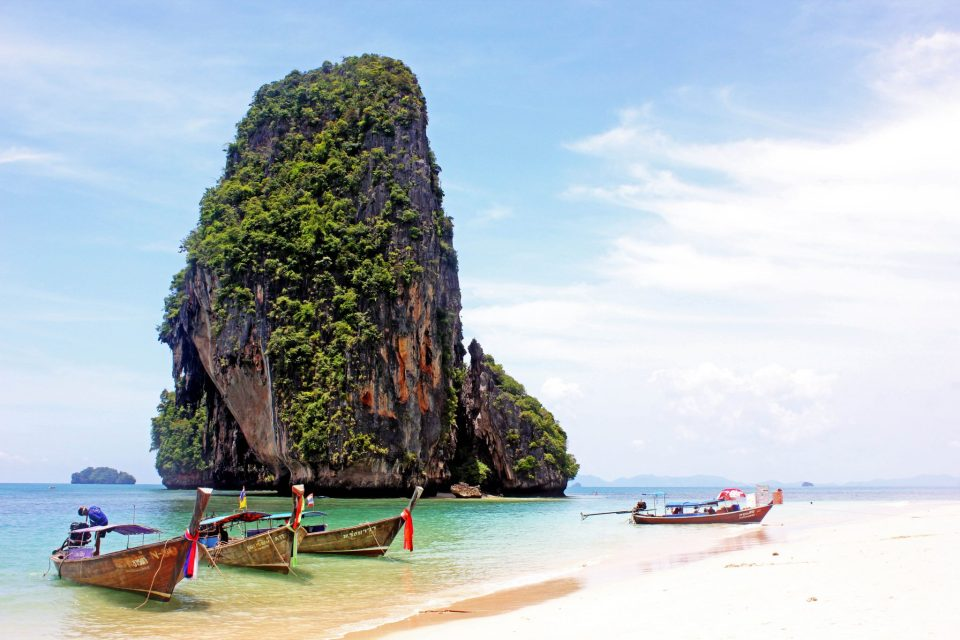 Krabi Railay Bay