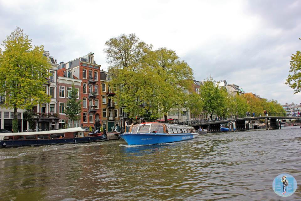 Amsterdam on a Budget