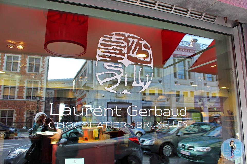 Laurent Gerbaud Chocolate Shop