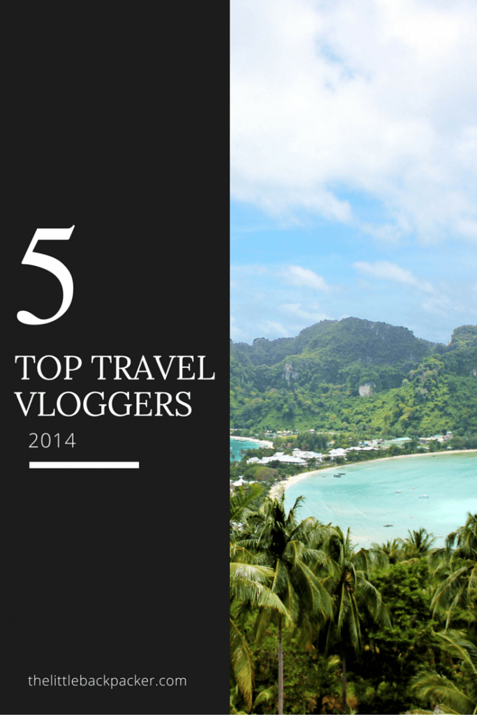 5 top travel bloggers of 2014