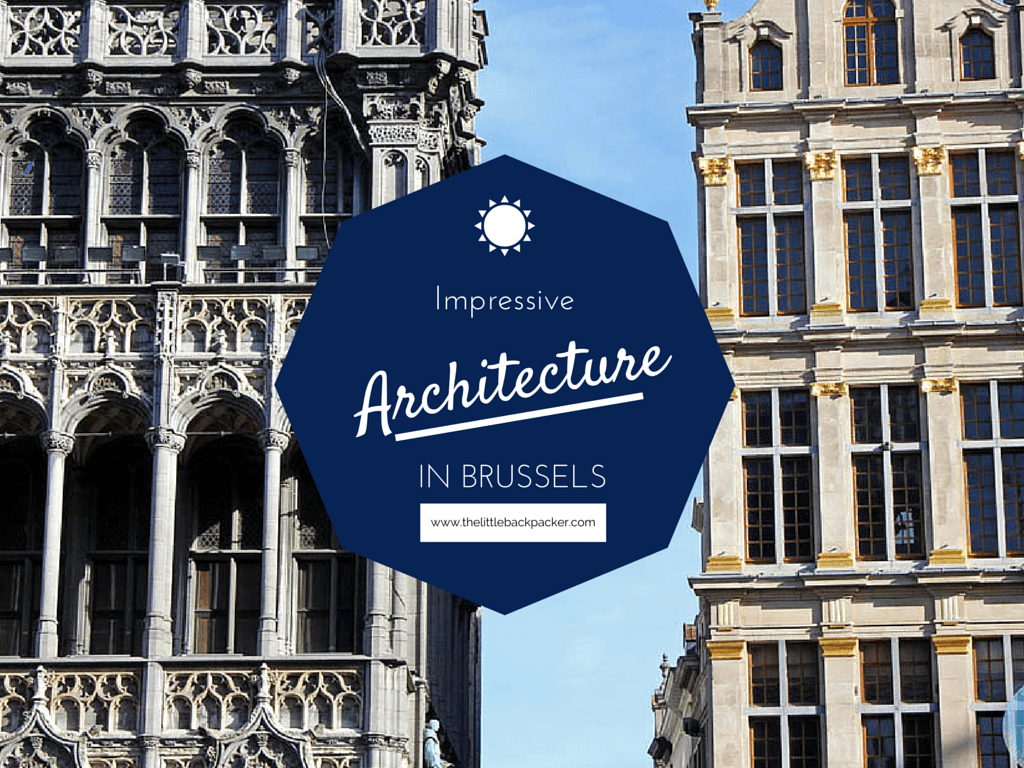 Impressive Architecture in Brussels