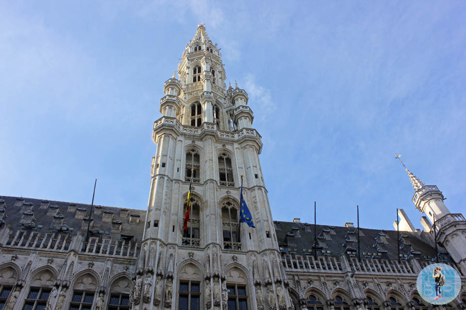 photos of the buildings in Brussels