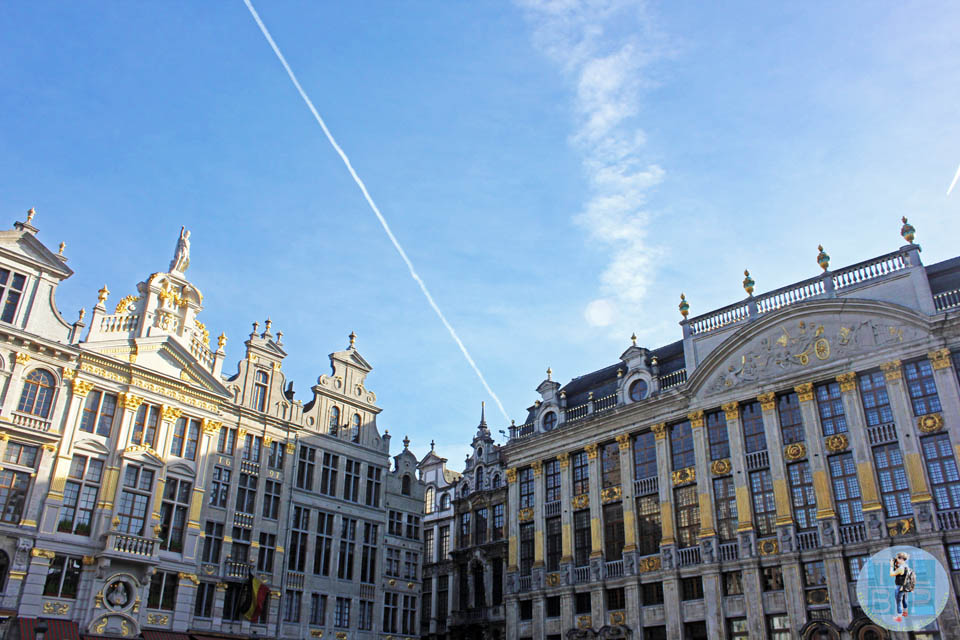 photos of buildings in Brussels