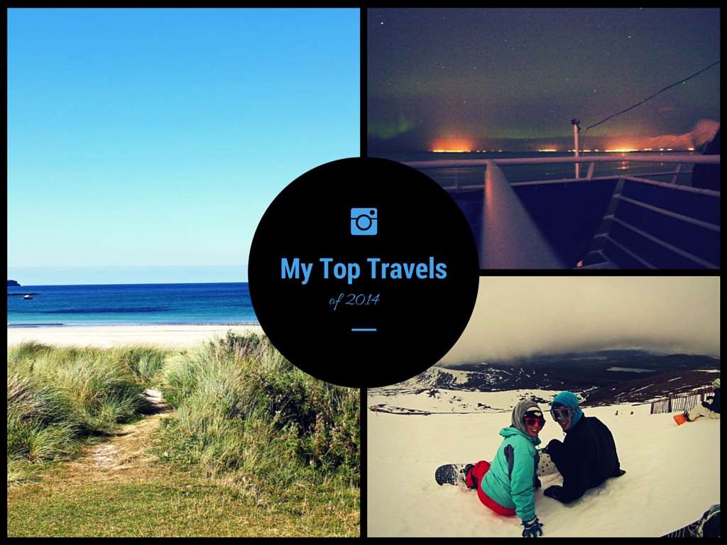 My Top Travels of 2014
