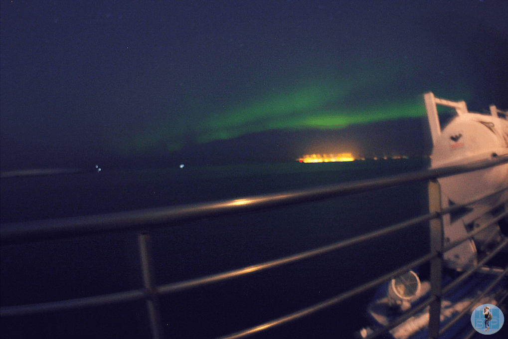 Northern Lights Boat Tour 4