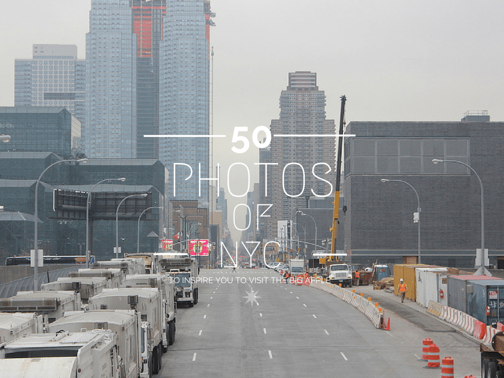 50 Photos of NYC
