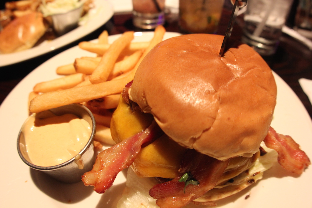 4 day budget for new york city - food at hard rock cafe