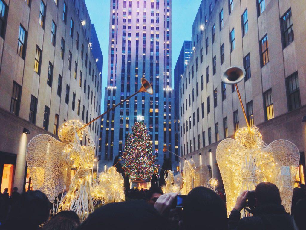 NYC this christmas