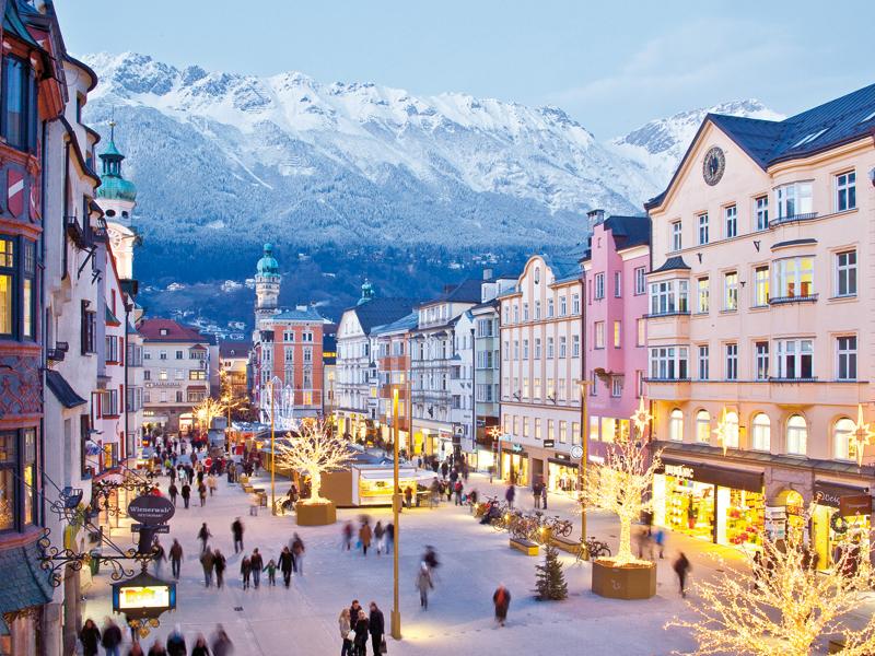 Innsbruck, AustriaCREDIT