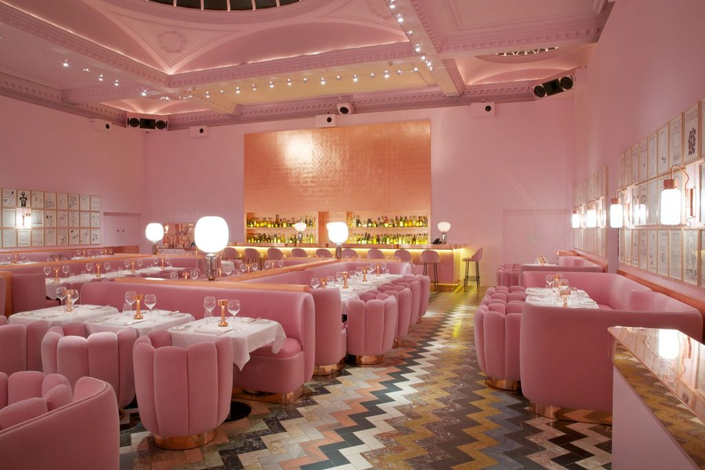 Eating in London: Quirky Restaurants
