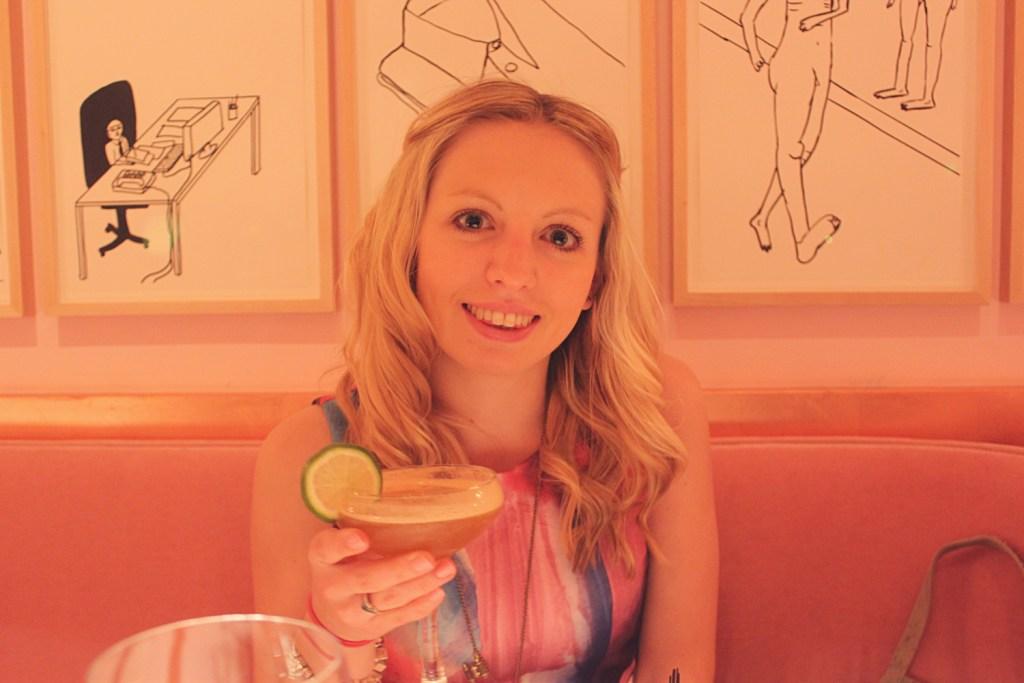 Eating in London: Sketch