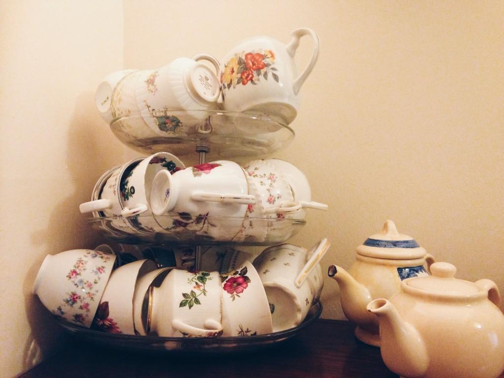 BEAS vintage tea rooms bath