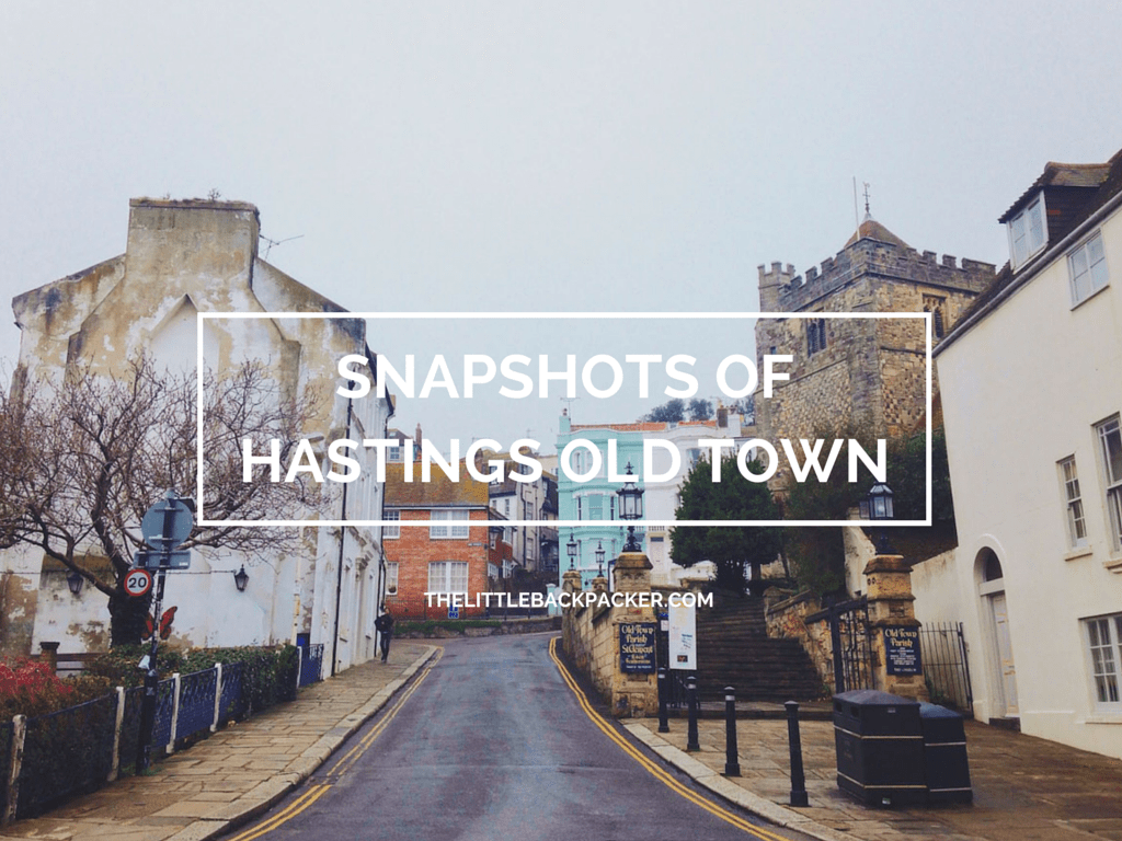 Snapshots of Hastings Old Town