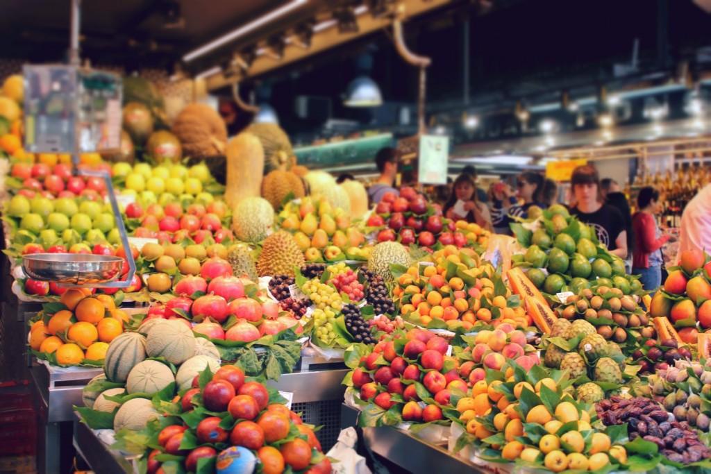 Photos of Barcelona - Market