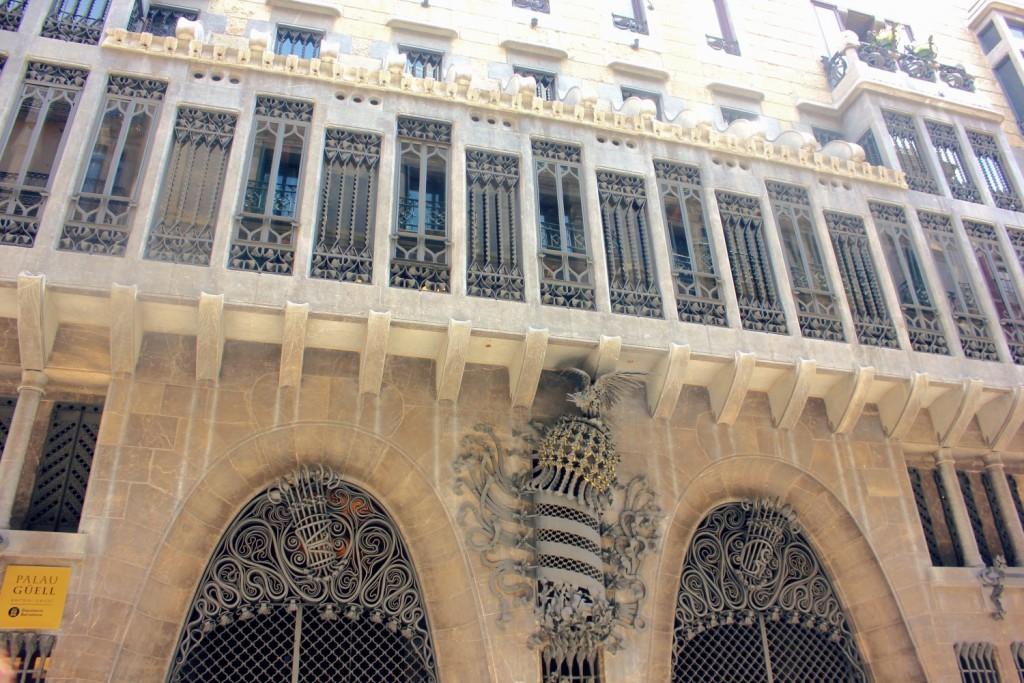 Gaudí in Barcelona - Palau Guell