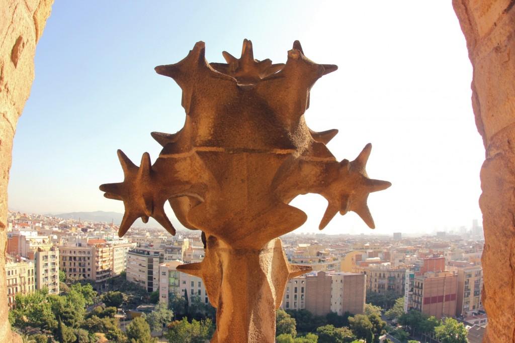 gaudi in Barcelona - sagrada familia