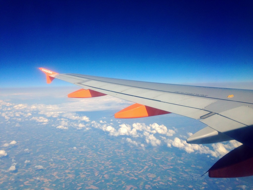 Barcelona budget - flying with easy jet
