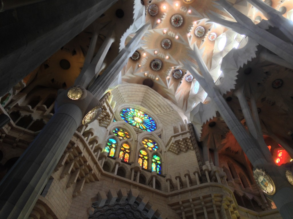 Barcelona budget - la Sagrada Familia