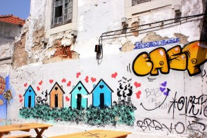 Things to do around Lisbon - wander the streets of Cascais