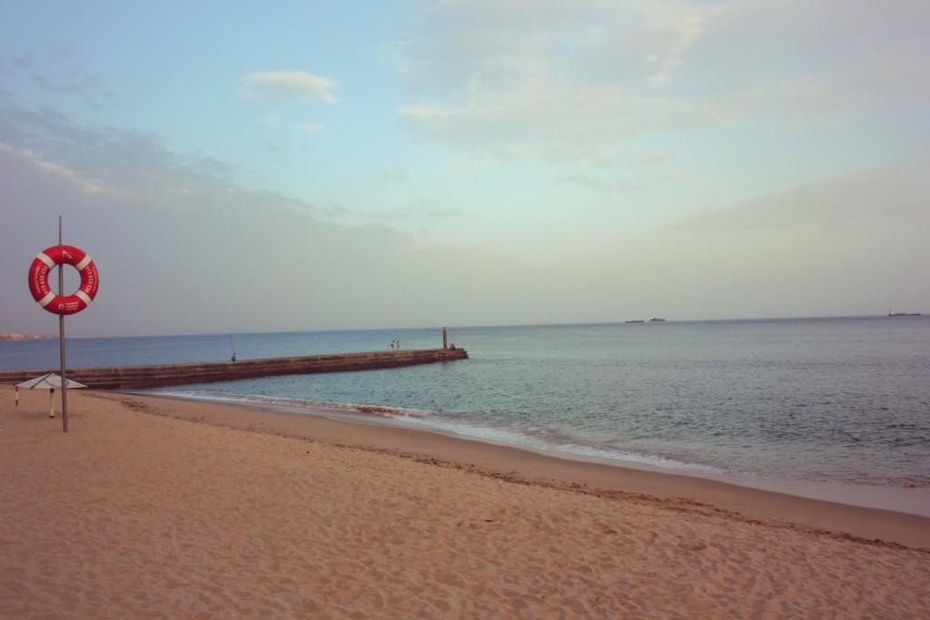 Photo Diary of Portugal - Estoril beach