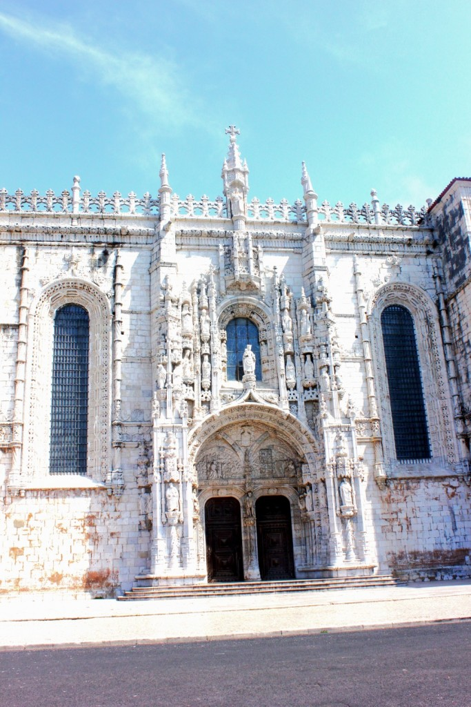 Photo Diary of Portugal - belem