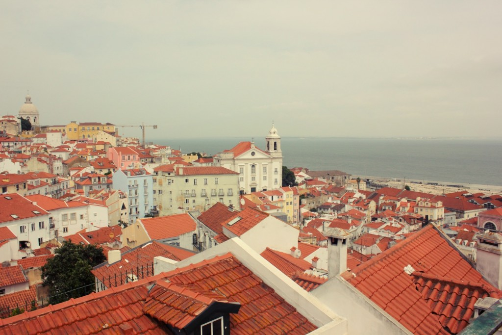 Photo Diary of Portugal - Lisbon