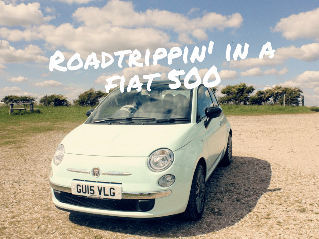 Roadtrippin' In A Fiat 500