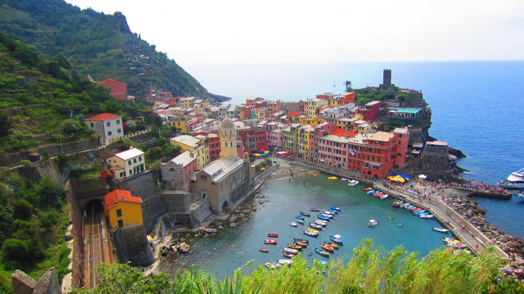 Italy - Photo by Shann Yu