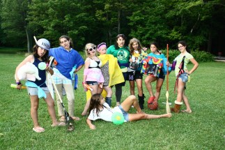 it's a camp thing - crazy evening programs