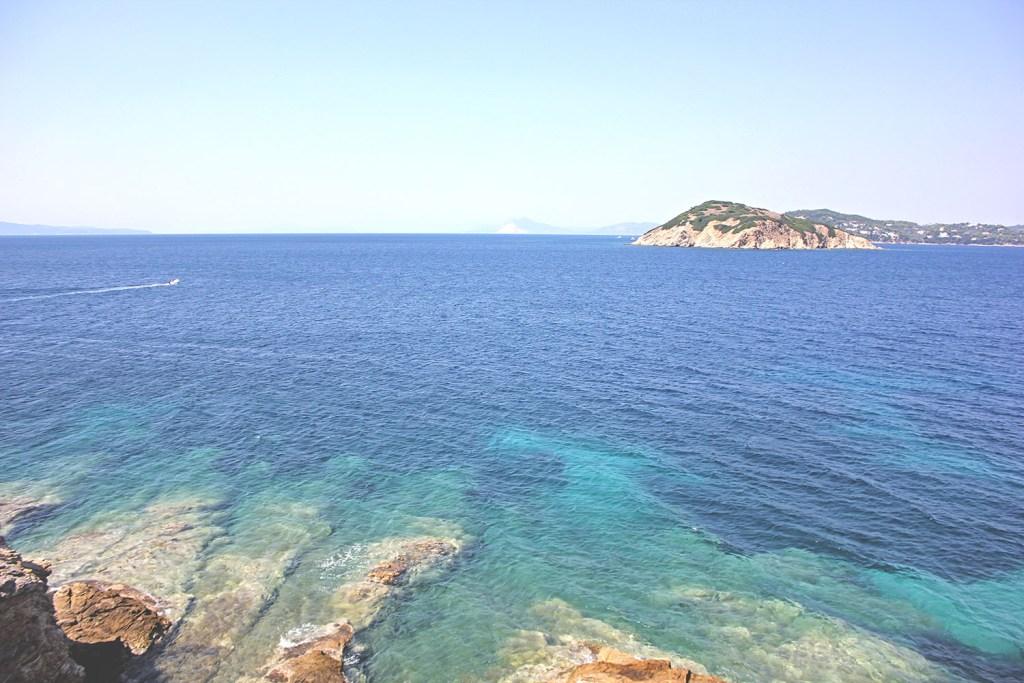 Sporades Islands in Greece