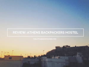 Review_ Athens Backpackers Hostel