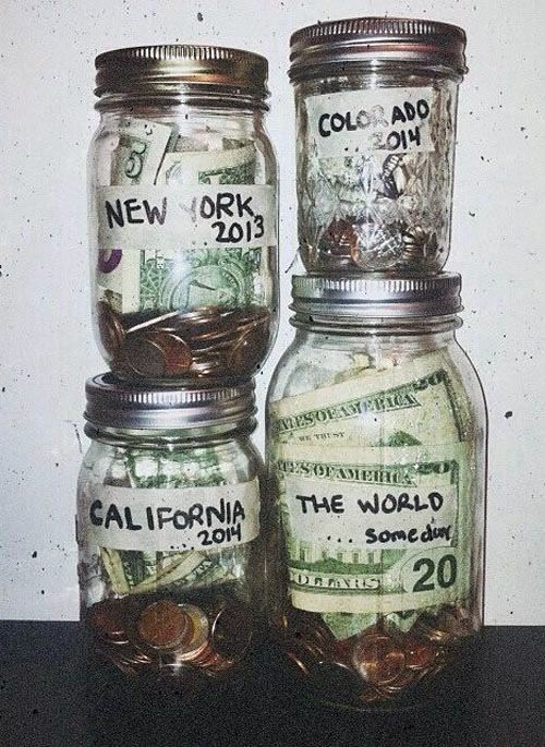 ways to save money travelling