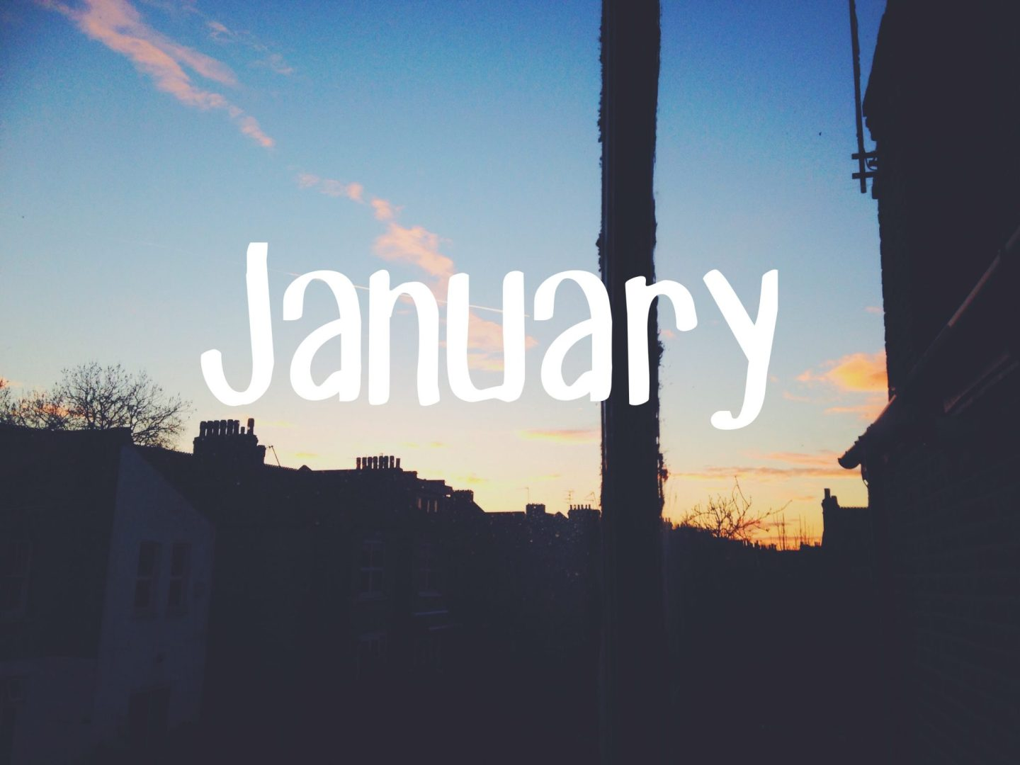 Monthly Catch Up: January 2016