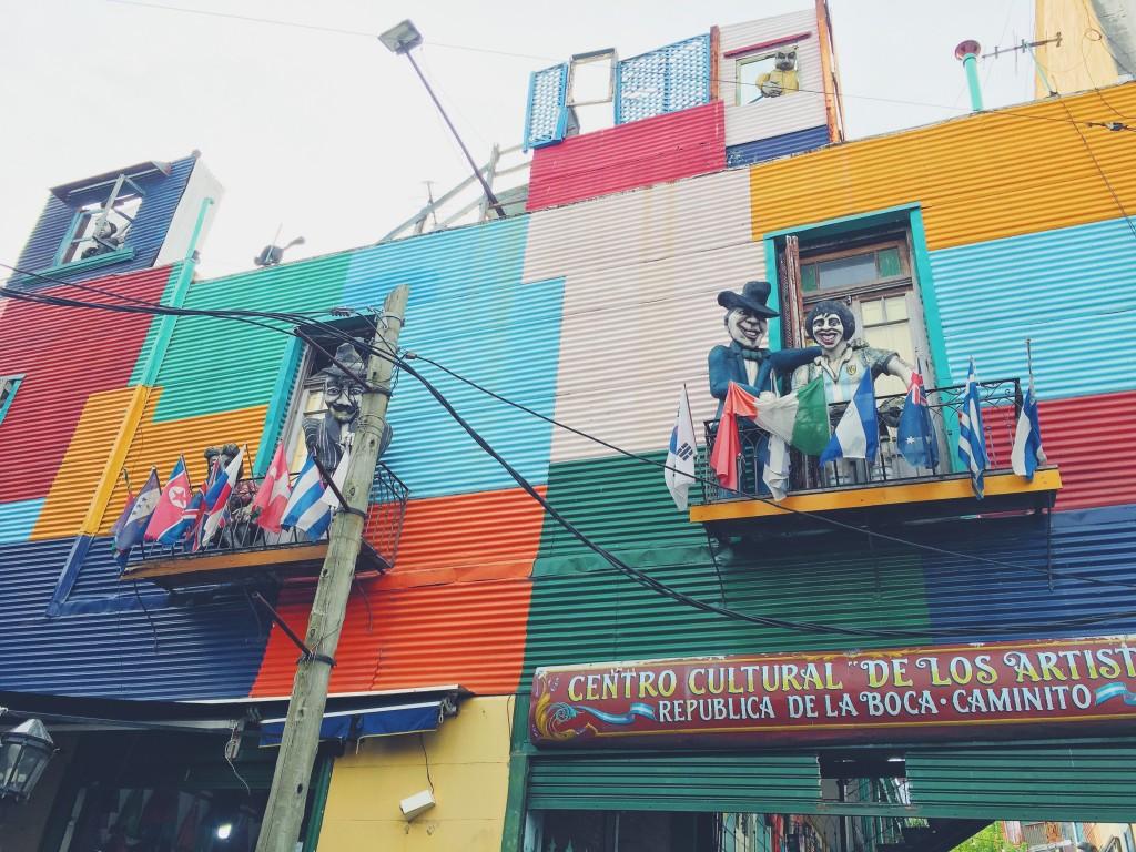 48 hours in Buenos Aires - La Boca