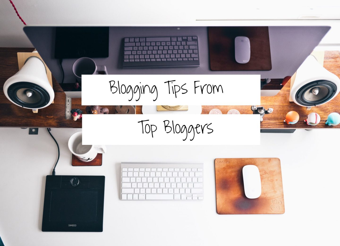 Blogging Tips From Top Bloggers