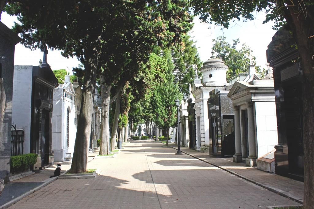recoleta - must visit neighbourhoods in buenos aires
