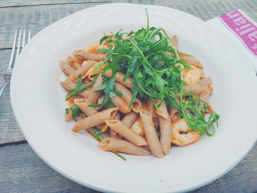Eating in London: Gluten Free - Jamie's Italian