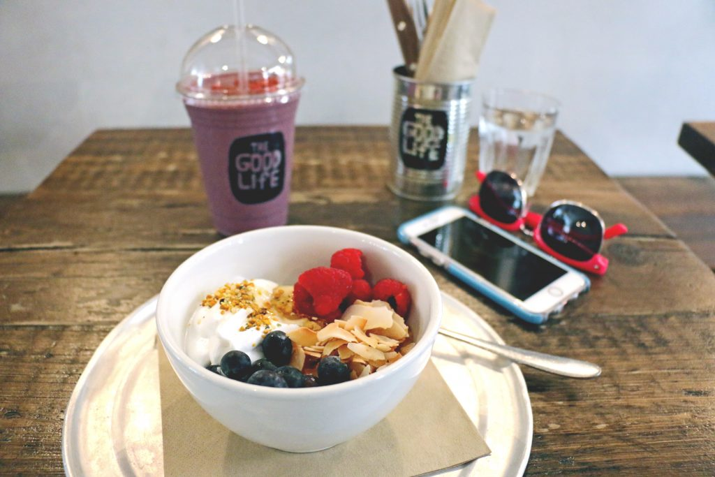 Eating in London: Gluten Free - Good Life Eatery