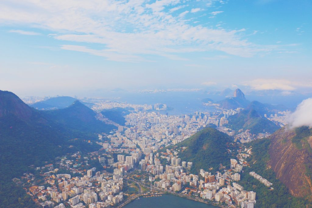 Luxury in Rio - Helicopter ride