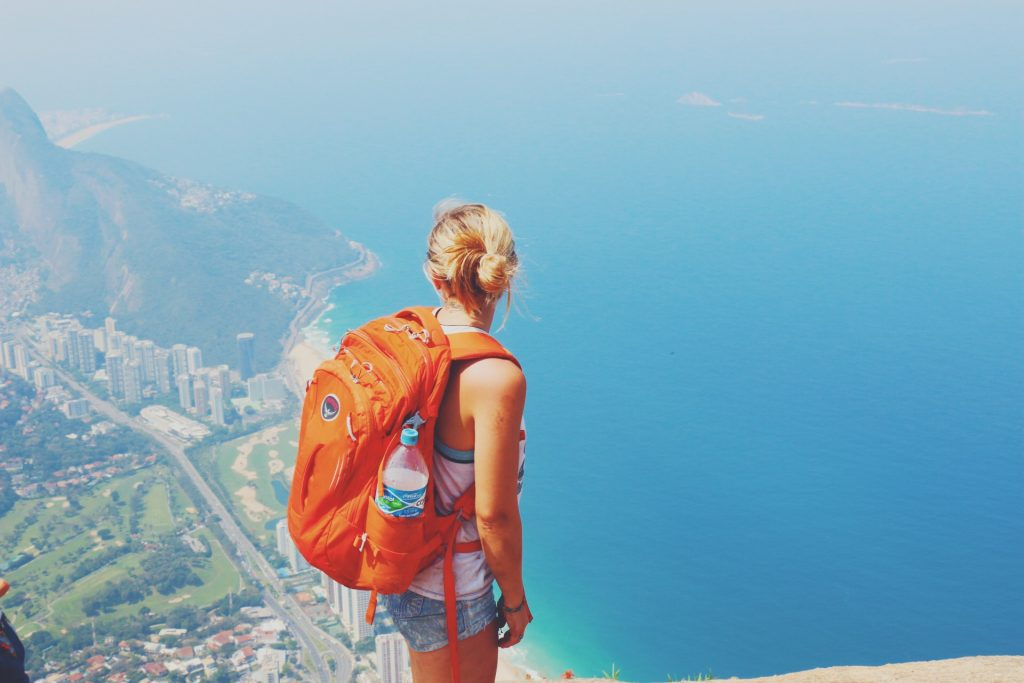 The Little Backpacker - Blogging